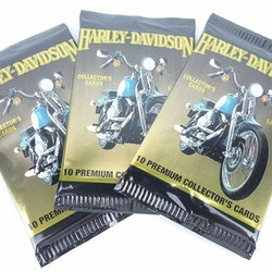 Harley-Davidson Collector Cards (Series 2) (Löspaket)