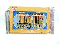 1992 Pro Set The Young Indiana Jones Chronicles (Löspaket)