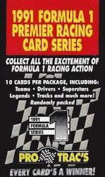 1991  PRO TRAC'S Formula One (Löspaket)
