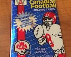 1991 AW Sports All World Canadian Football (Löspaket)