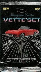 1991 Vette Set Inaugural Corvette Edition (Löspaket)