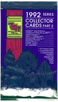 1992 TSR Dungeon & Dragons Collector Cards (Löspaket)