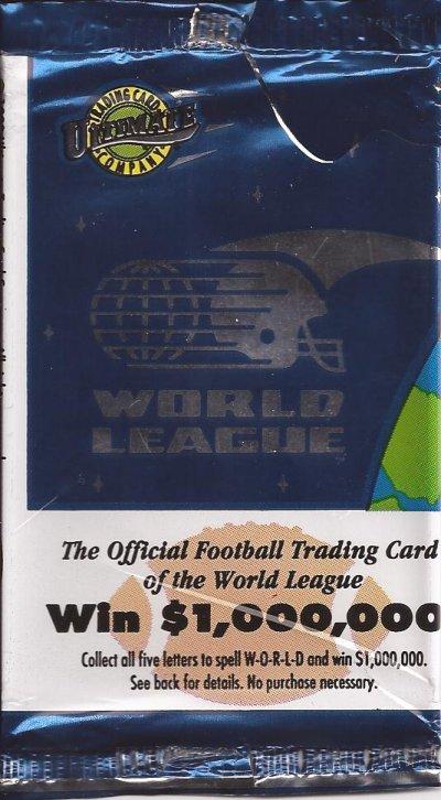 1992 Ultimate World League (Löspaket)