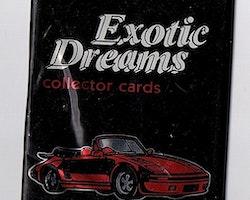 1992 ASM Exotic Dreams Collectors Cards (Löspaket)