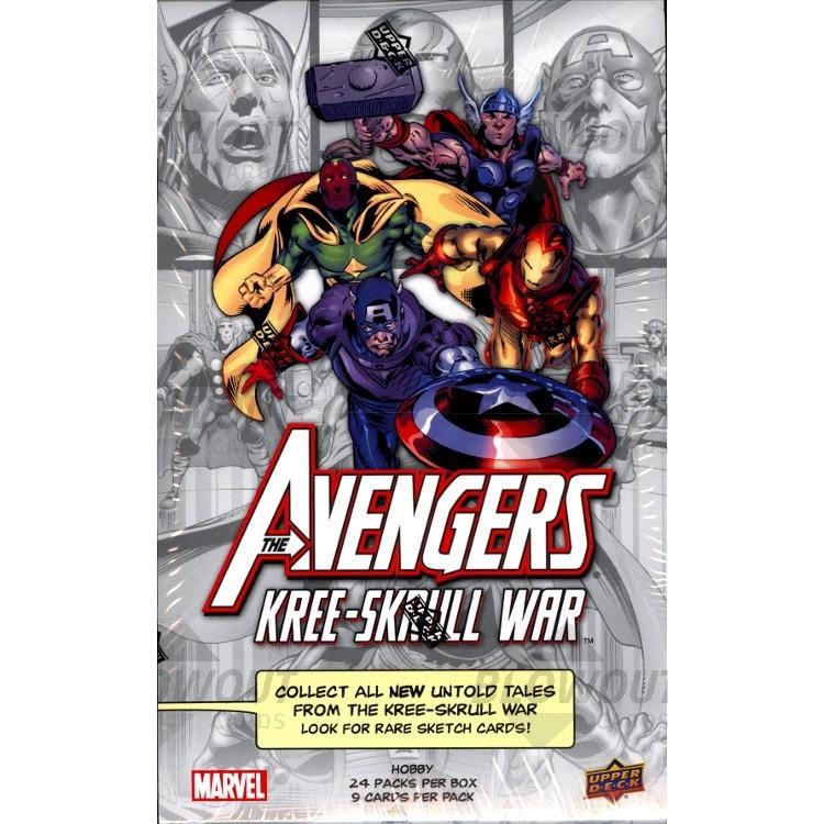Marvel Avengers Kree-Skrull War (Hobby Box)