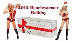 2012 Benchwarmer Holiday Box