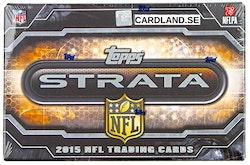 2015 Topps Strata Football (Hobby Box)