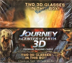 Journey to the Center of the Earth 3D Inkworks (Hobby Box)