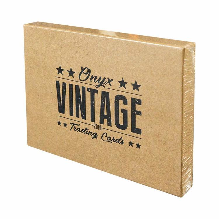2019 Onyx Vintage Collection Baseball (Hobby Box)