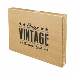 2019 Onyx Vintage Collection Baseball (Hobby Box)