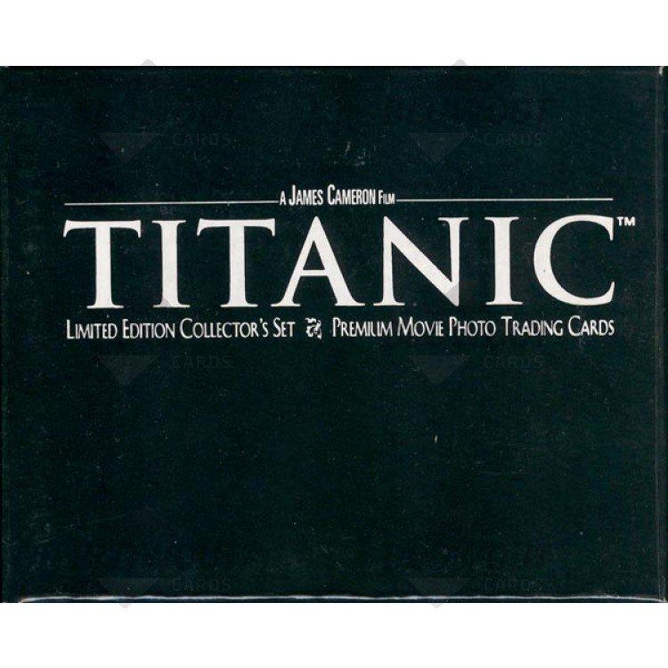 Titanic Movie Limited Edition Set Inkworks