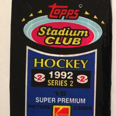 1992-93 Stadium Club (Löspaket)