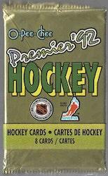 1992-93 OPC Premier (Löspaket)