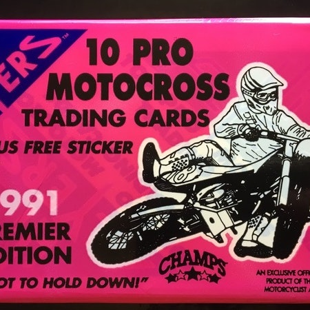 1991 Champs Hi Flyers Motocross (Löspaket)