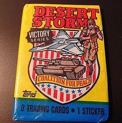 1991 Desert Storm (Victory Series) (Löspaket)
