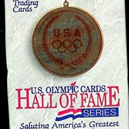 1992 Impel US Olympic Cards Hall of Fame (Löspaket)