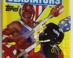 1991 Topps American Gladiators (Löspaket)