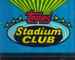 1991-92 Stadium Club (Löspaket)