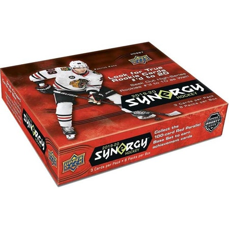 2019-20 Upper Deck Synergy (Hobby Box)