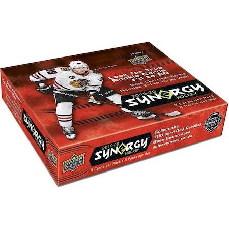2019-20 Upper Deck Synergy (Hobby Box)