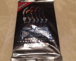 1995 Fleer Ultra Mighty Morphin Power Rangers (Löspaket)