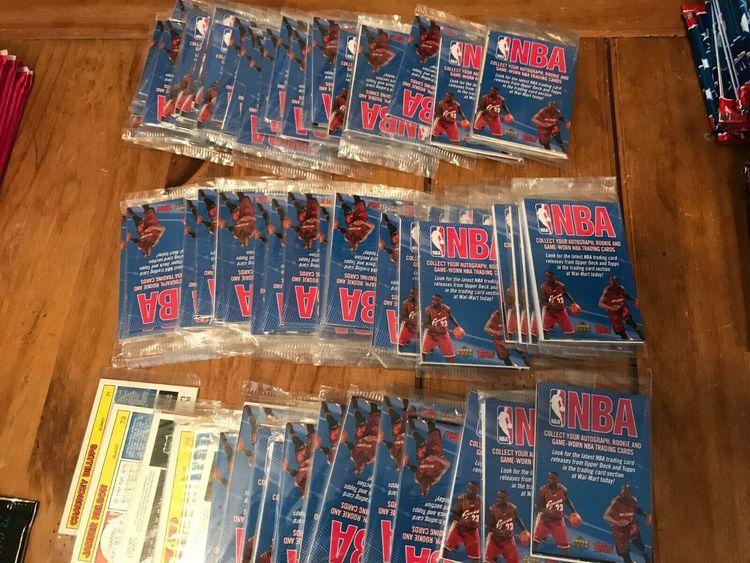 2005 Walmart NBA (Löspaket)