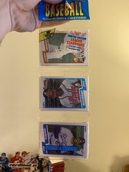 1990 Fleer Baseball (Jumbo Pack)