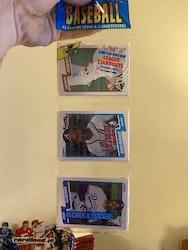1990 Fleer Baseball (Jumbo Pack)
