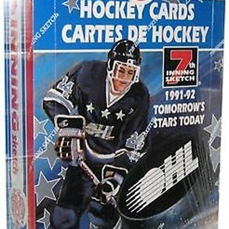 1991-92 7th Inning OHL (Hel Box)