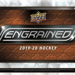 2019-20 Upper Deck Engrained (Hobby Box)