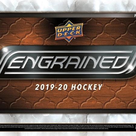 2019-20 Upper Deck Engrained (Hobby Box)