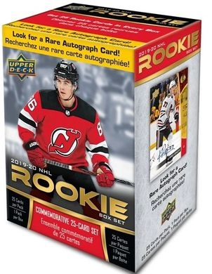 2019-20 Upper Deck NHL Rookie (Blaster)