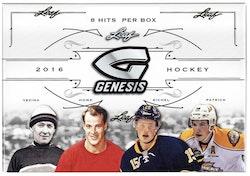 2016-17 Leaf Genesis (Hobby Box)