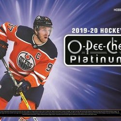 2019-20 OPC Platinum (Hobby Box)