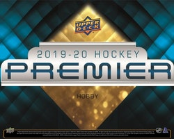 2019-20 Upper Deck Premier (Hobby Box)