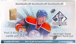 2011-12 SP Authentic (Hobby Box)