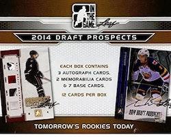 2014-15 ITG Draft Prospects (Hobby Box)