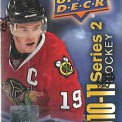 2010-11 Upper Deck (Series 2) (Blaster)