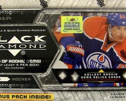 2013-14 Black Diamond (Hobby Box)