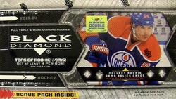 2013-14 Black Diamond (Hobby Box)