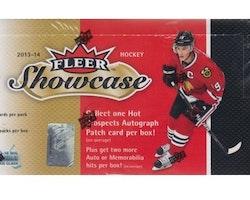 2013-14 Fleer Showcase (Hobby Box)