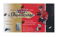 2013-14 Fleer Showcase (Hobby Box)