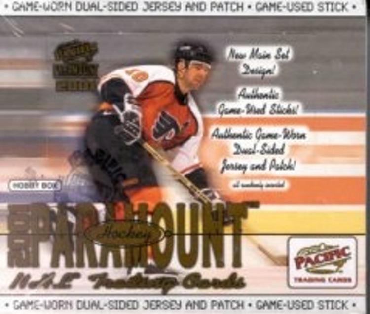 2000-01 Paramount (Hobby Box)