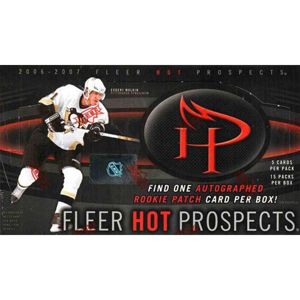 2006-07 Fleer Hot Prospects (Hobby Box)