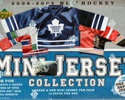 2006-07 Upper Deck Mini Jersey (Hobby Box)
