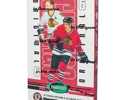 2003-04 ITG Parkhurst Original 6 - Chicago (Hobby Box)
