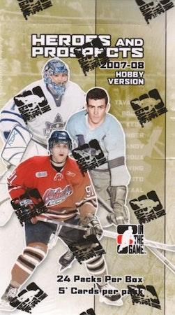 2007-08 ITG Heroes & Prospects (Hobby Box)