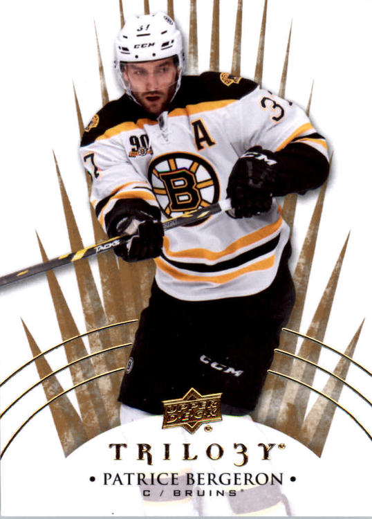 2014-15 Upper Deck Trilogy