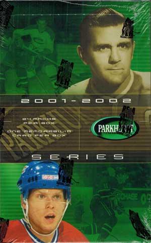 2001-02 Parkhurst (Hobby Box)