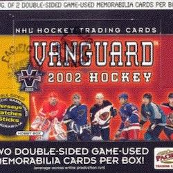 2001-02 Vanguard (Hobby Box)